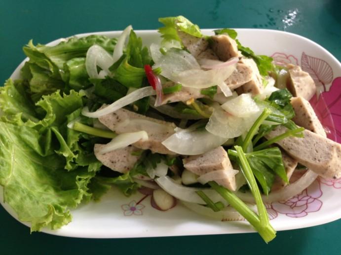 cuisine-thai-Yaam moo yor