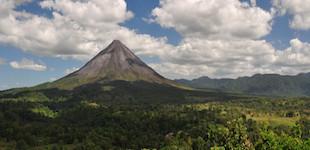 Volcans Costa Rica