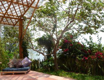 Lac Atitlan : la Isla Verde, hôtel écologique (05). Crédit : Mikaël Faujour