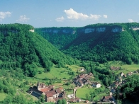 """Labels """"Plus beaux villages de France"""", Petites Cités Comtoises"""