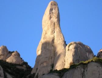 Légendes et mythes catalans : la montagne de Montserrat, près de Barcelone