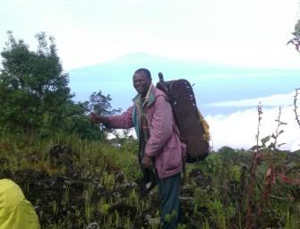 Ecotourisme : ascension du Mont Cameroun