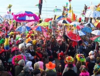 La chaleur du Carnaval de Dunkerque en plein hiver