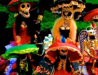 Un Mexique de mystères et de fantômes