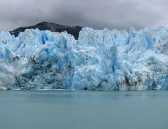 Le glacier O'Higgins, un géant de la Patagonie chilienne