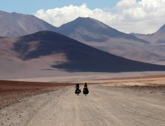 L'Amérique du Sud à vélo avec Cyclocosmos