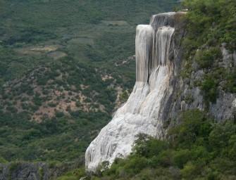Hierve el Agua : des cascades pétrifiées à quelques kilomètres d'Oaxaca