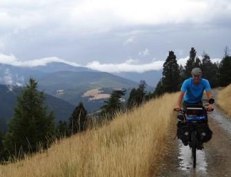 Cyclotourisme : de l'Alaska à Ushuaia, ils traversent les Amériques à vélo