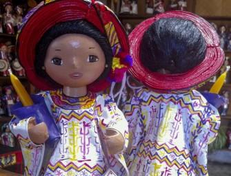 Creaciones Utzil : des poupées artisanales portant les costumes traditionnels du Guatemala