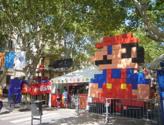 Festa Major de Gràcia : ou quand les rues de Barcelone rivalisent de beauté