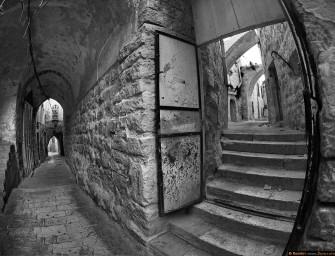 Jérusalem : errance nocturne aux portes du Rêve